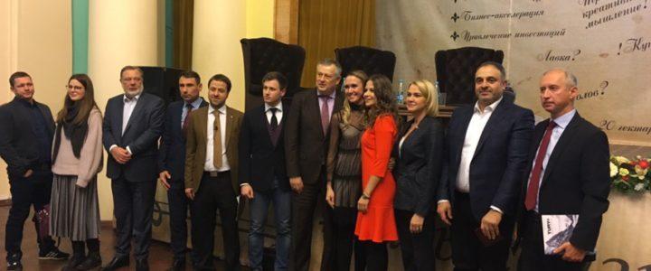 Предприниматели Ленинградской области